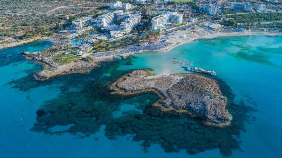 beach of cyprus